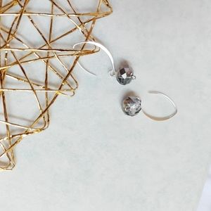 Sterling Silver Minimalist Earrings